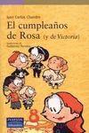 EL CUMPLEAÑOS DE ROSA Y DE VICTORIA