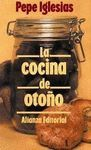 LA COCINA DE OTOÑO