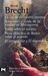 LA OPERA DE CUATRO CUARTOS.ASCENSION Y CAIDA CIUDAD MAHAGONNY. VUELO S