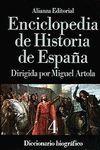 ENCICLOPEDIA DE HISTORIA DE ESPAÑA 4