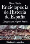 ENCICLOPEDIA DE HISTORIA DE ESPAÑA 5
