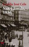 SAN CAMILO, 1936. PREMIO PRINCIPE ASTURIAS 1987. CERVANTES 1995