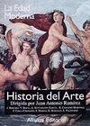 HISTORIA DEL ARTE 3: LA EDAD MODERNA - RÚSTICA