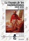 EUROPA DE LOS NACIONALISMOS 1848-1898, LA