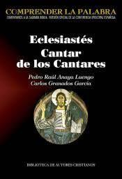 ECLESIASTES, CANTAR DE LOS CANTARES