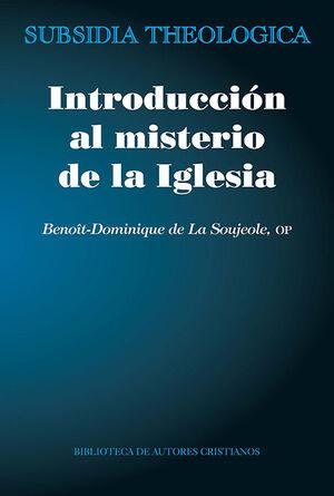 INTRODUCCION AL MISTERIO DE LA IGLESIA