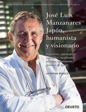 JOSE LUIS MANZANARES JAPÓN, HUMANISTA Y VISIONARIO