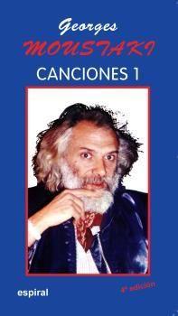 GEORGES MOUSTAKI,CANCIONES I