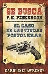EL CASO DE LAS VIUDAS PISTOLERAS (SE BUSCA P.K. PINKERTON 3)