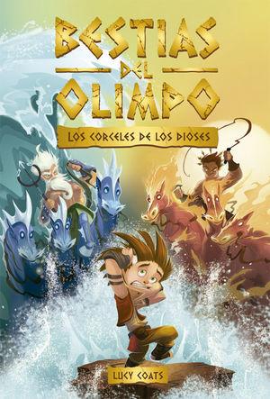 LOS CORCELES DE LOS DIOSES (BESTIAS DEL OLIMPO 3)