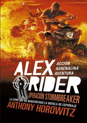 OPERACIÓN STORMBREAKER (ALEX RIDER 1)