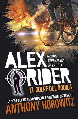 EL GOLPE DEL ÁGUILA (ALEX RIDER 4)
