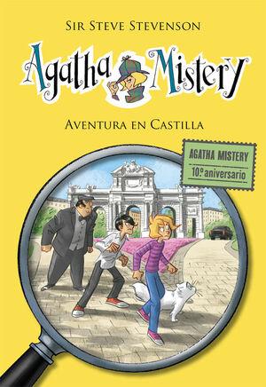 AVENTURA EN CASTILLA (AGATHA MISTERY 29)