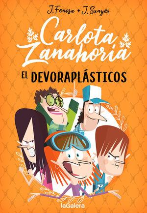 EL DEVORAPLÁSTICOS (CARLOTA ZANAHORIA 2)