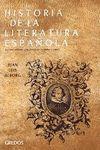 HISTORIA DE LA LITERATURA ESPAÑOLA,VOL II