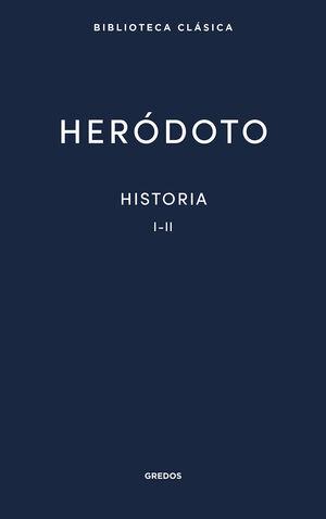 HISTORIA. LIBROS I-II