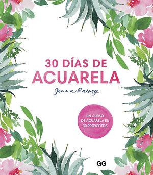 30 DIAS DE ACUARELA