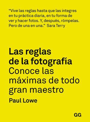 LAS REGLAS DE LA FOTOGRAFIA