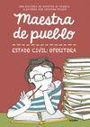 ESTADO CIVIL: OPOSITORA. MAESTRA DE PUEBLO
