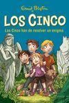 LOS CINCO HAN DE RESOLVER UN ENIGMA (LOS CINCO 20 TAPA DURA)