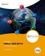 APRENDER OFFICE 365/2019 CON 100 EJERCICIOS PRACTICOS