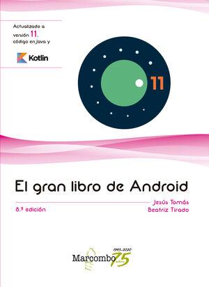 EL GRAN LIBRO DE ANDROID 8ª ED.