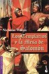LOS TEMPLARIOS Y LA MESA DE SALOMON
