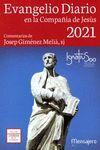 EVANGELIO DIARIO 2021 (LETRA GRANDE) EN LA COMPAÑÍA DE JESÚS
