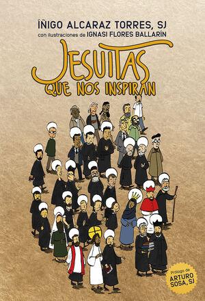 JESUITAS QUE NOS INSPIRAN