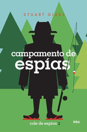 CAMPAMENTO DE ESPÍAS (COLE DE ESPIAS 2)