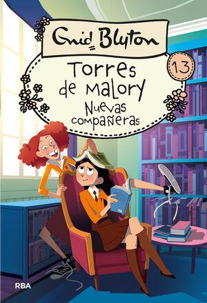 NUEVAS COMPAÑERAS (TORRES DE MALORY 13)