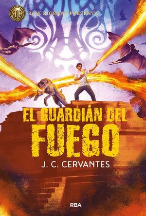 EL GUARDIÁN DEL FUEGO (EL HIJO DEL TRUENO 2)