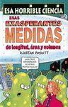 ESAS EXASPERANTES MEDIDAS DE LONGITUD,AREA Y VOLUMEN. ESA HORRIBLE CIE