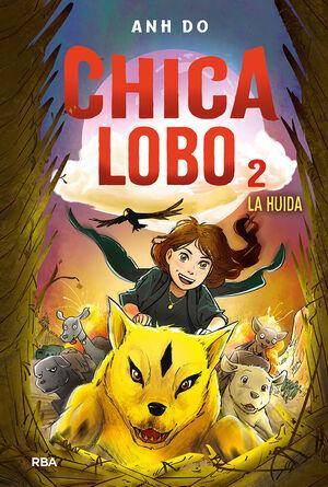 LA HUIDA (CHICA LOBO 2)