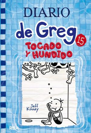 TOCADO Y HUNDIDO (DIARIO DE GREG 15)
