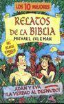 LOS 10 MEJORES RELATOS DE LA BIBLIA