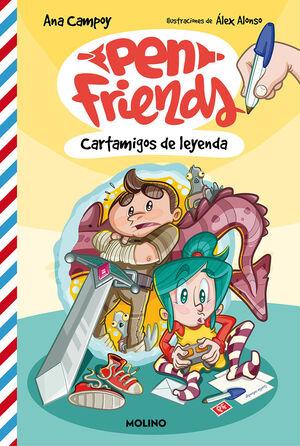 CARTAMIGOS DE LEYENDA (PEN FRIENDS 1)