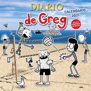 CALENDARIO DE GREG 2021