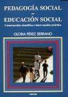 PEDAGOGIA SOCIAL, EDUCACION SOCIAL