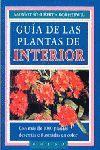 GUIA DE LAS PLANTAS DE INTERIOR