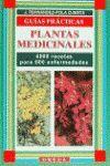 PLANTAS MEDICINALES.UN RECETARIO BASICO