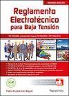 REBT - REGLAMENTO ELECTROTECNICO PARA BAJA TENSION 2ª ED.