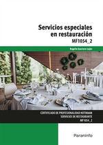 MF1054_2 SERVICIOS ESPECIALES EN RESTAURACION