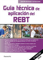 GUIA TECNICA DE APLICACION DEL REBT 4ªED. 2019