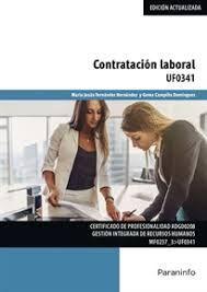 UF0341 CONTRATACION LABORAL NUEVA EDICION