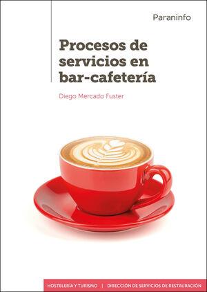 PROCESOS DE SERVICIOS EN BAR-CAFETERIA
