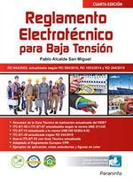 REGLAMENTO ELECTROTECNICO PARA BAJA TENSION 4.ª ED. 2020