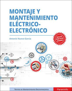 MONTAJE Y MANTENIMIENTO ELECTRICO-ELECTRÓNICO