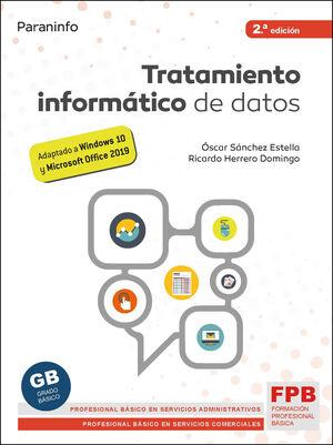 TRATAMIENTO INFORMATICO DE DATOS 2.ª EDICION 2021