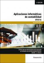 UF0516 APLICACIONES INFORMATICAS DE CONTABILIDAD. 2ª ED.